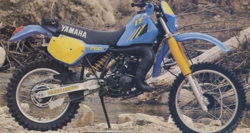 Yamaha It200 Quinn Restoration